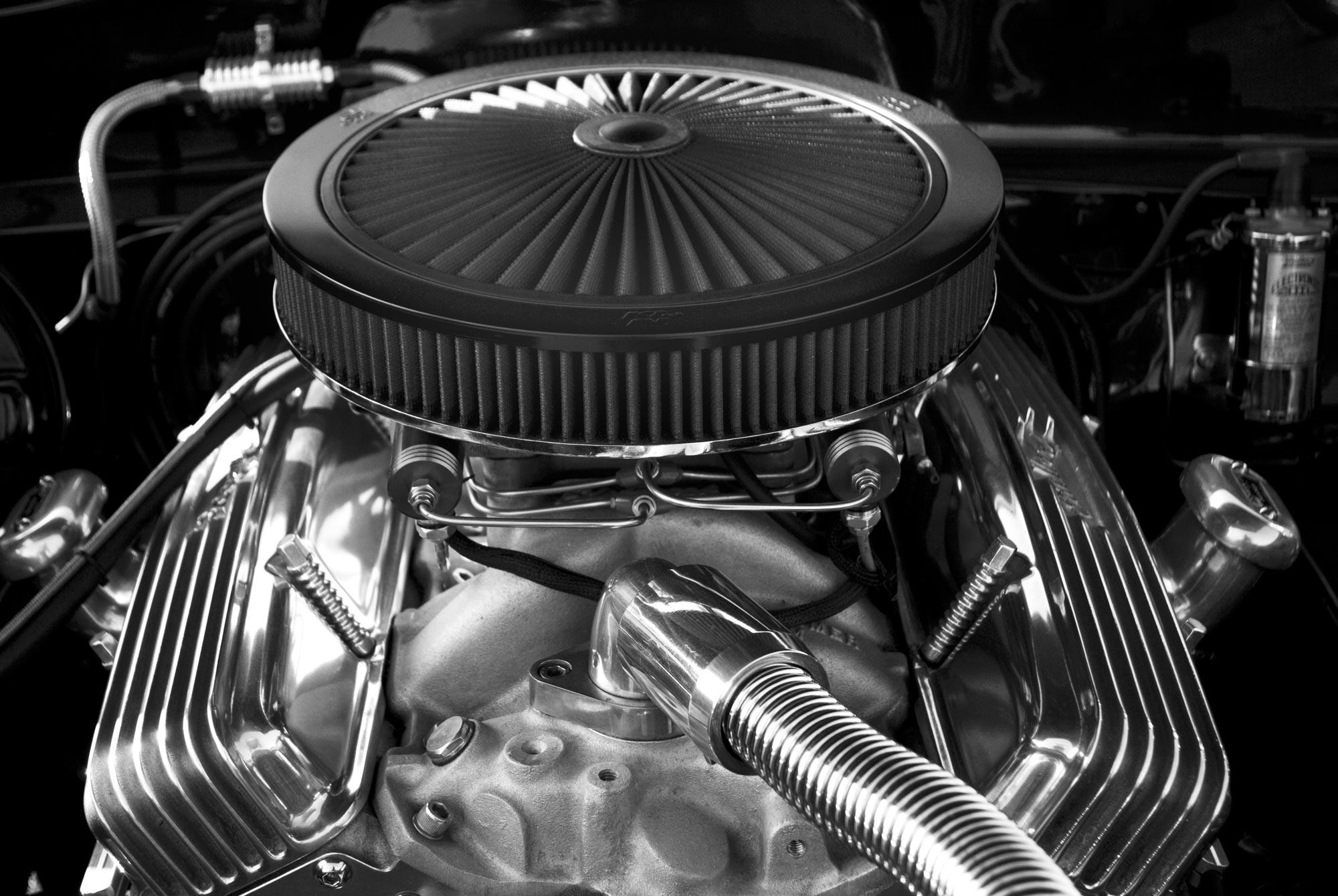 Lucidatura motore